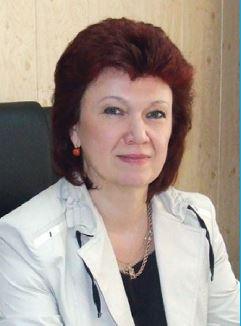 Репникова Валентина Михайловна