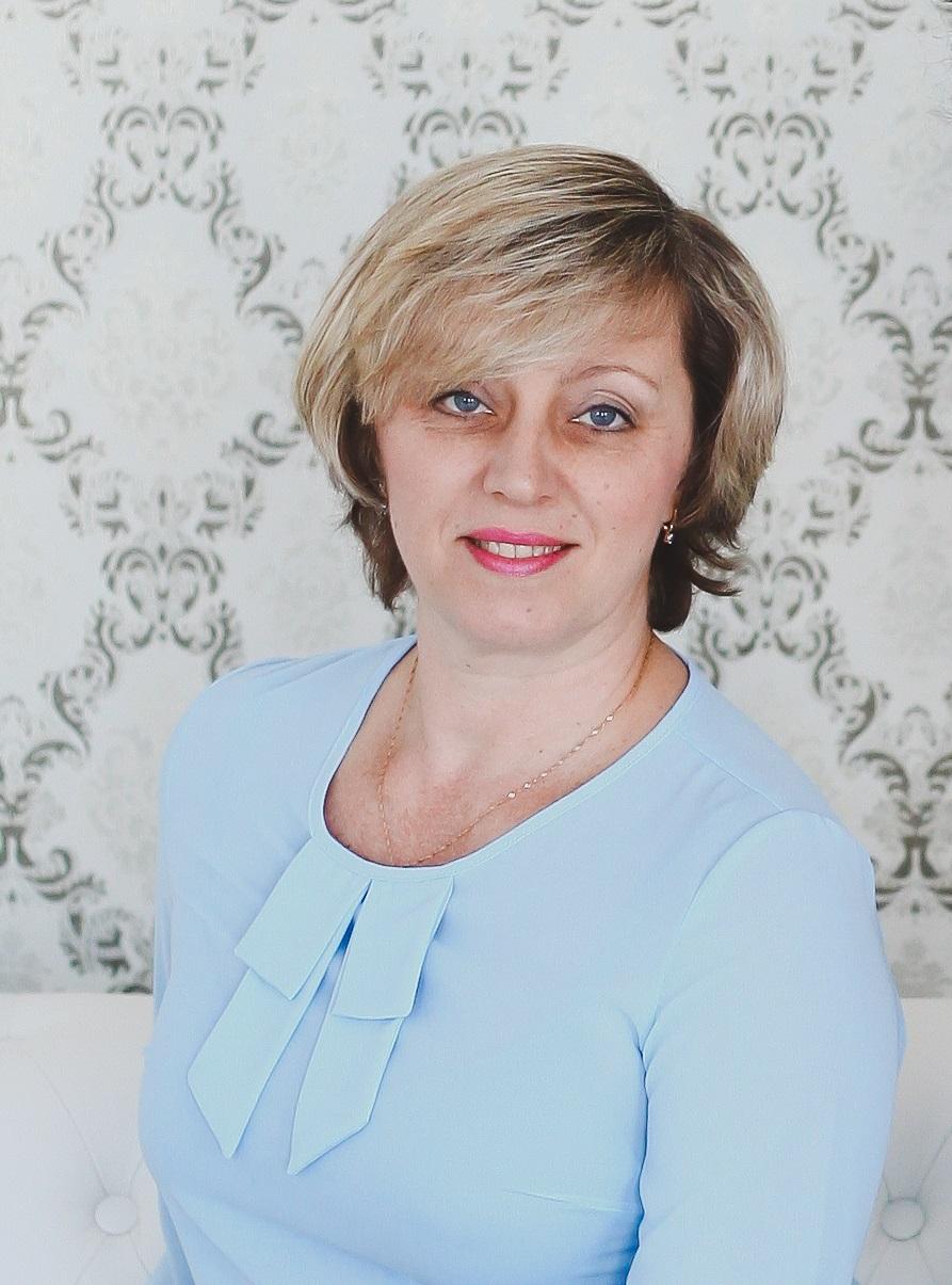 Шахова Ирина Юрьевна